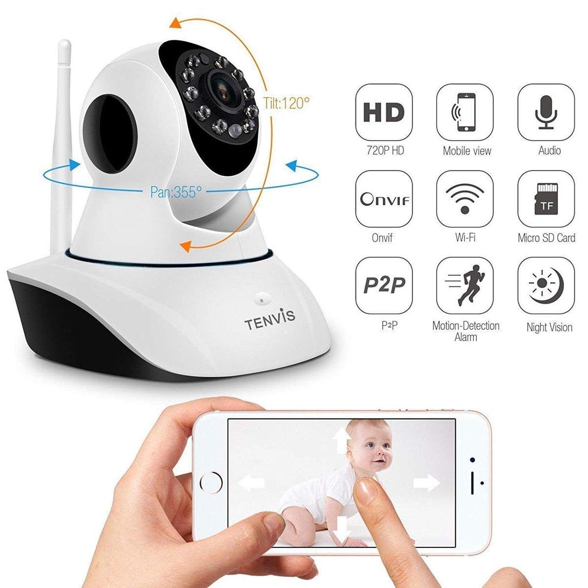 Caméra de surveillance wifi : Pourquoi avoir cette caméra de surveillance ?