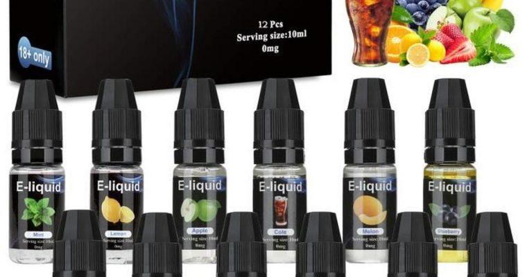 Eliquide : est-ce qu'un e-liquide de vape se livre à la maison ?